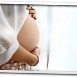 妊娠5か月の妊婦さん
