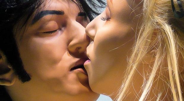 恋人たちのキス