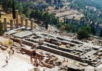 デルフォイ神殿