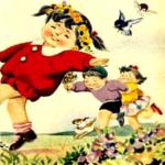 童謡10選 – 親子で歌いたい定番曲を歌詞つき動画でご紹介