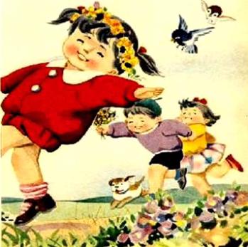 童謡のイメージ