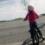 どんな子も自転車にすぐ乗れる! 3ステップ練習法