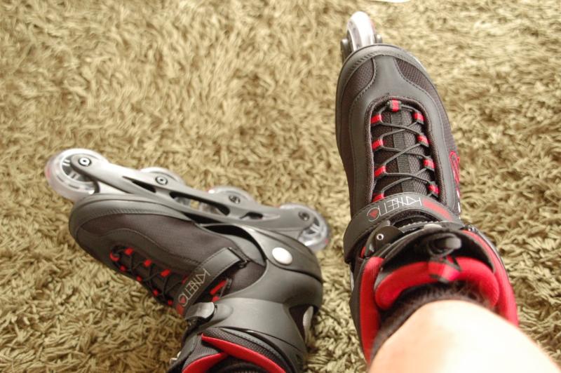 K2のインラインスケート