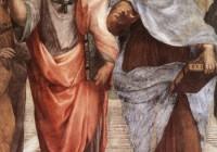ソクラテスとプラトン