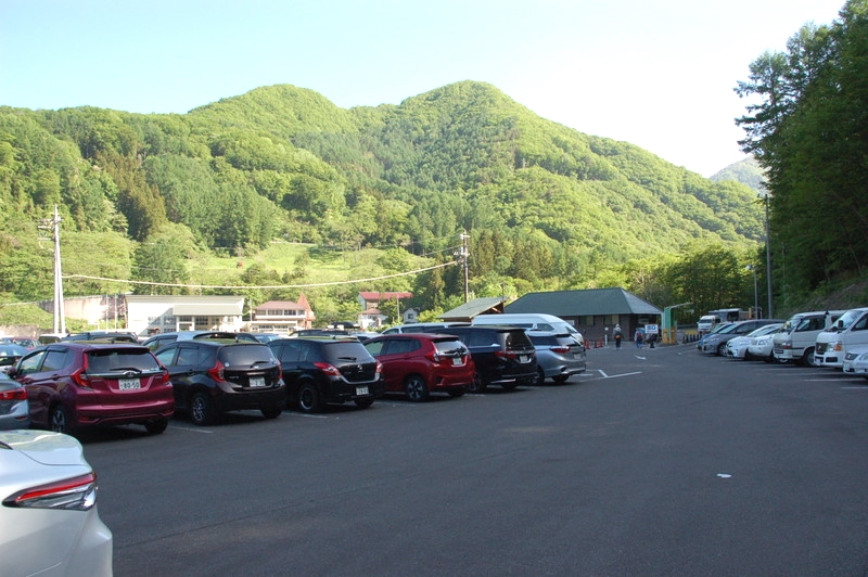戸倉第一駐車場