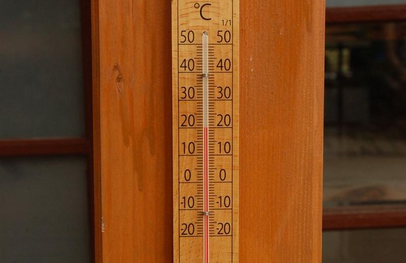 尾瀬見晴の気温