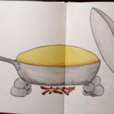 定番絵本『ぐりとぐら』 例の巨大卵は**の卵だった