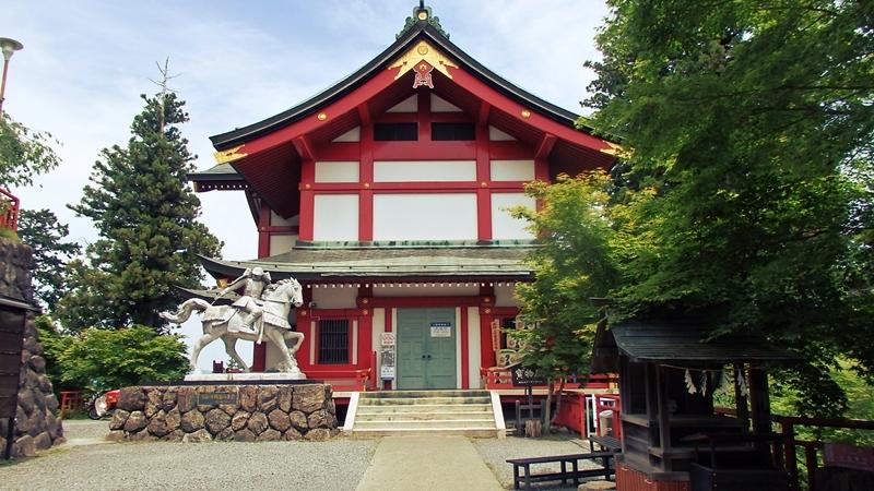 武蔵御嶽神社、宝物殿